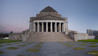 Photo: The Shrine of Remembrance, Melbourne