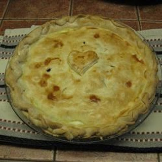 Meat Pie Mashed Potato Crust Recipes