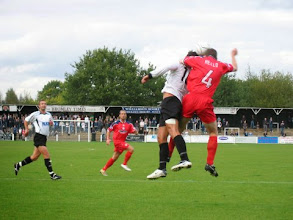 Photo: 22/10/05 v Aldershot Town (FAC4Q) - contributed by Leon Gladwell