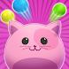 子猫のバブルシューター