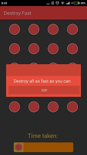 Destroy Fast