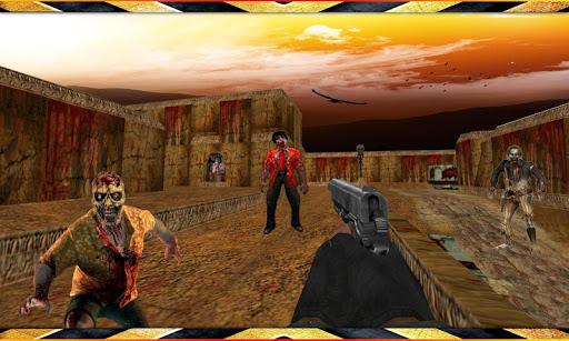 Scary Death Shooter  screenshots 1