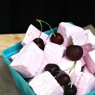 Cherry Marshmallows