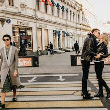Свадебный фотограф Лидия Сидорова (kroshkaliliboo). Фотография от 13.11.2018