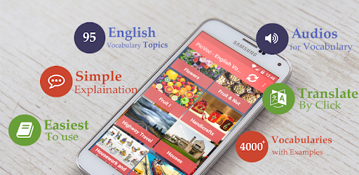 English Vocabulary By Picture English Words Apps On Google Play