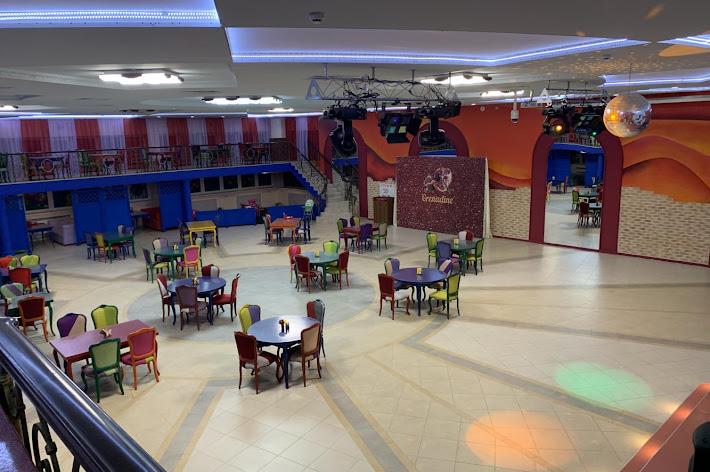 Фото №3 зала Grenadine