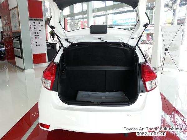 Giảm Giá Xe Ôtô Toyota Yaris 2016 1.3 G Nhập Khẩu 3
