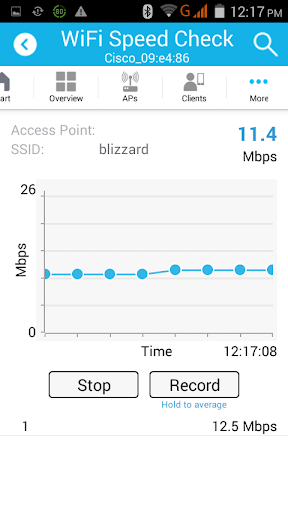Cisco Wireless screenshot 7