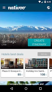 Santiago Travel Guide Chile- screenshot thumbnail