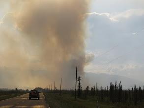 Photo: Ve yangın.