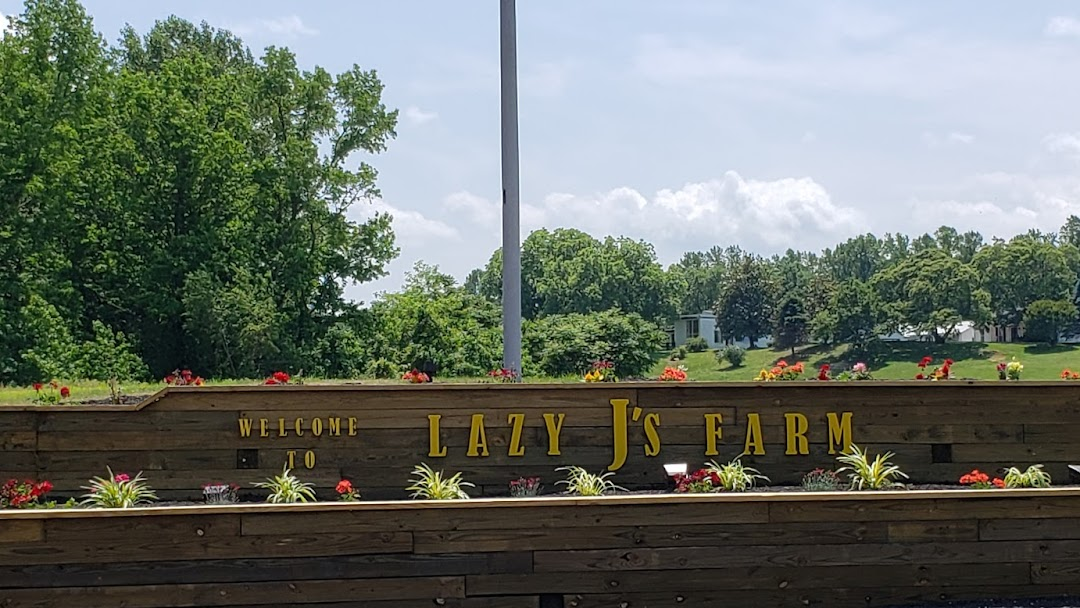 Lazy J S Farm Wedding Venue In Mechanicsville