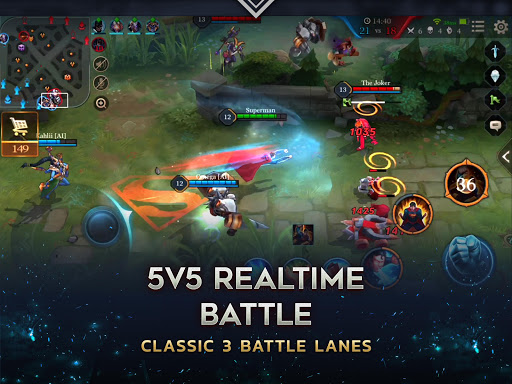Garena AOV - Arena of Valor: Action MOBA 1.19.1.1 screenshots 10