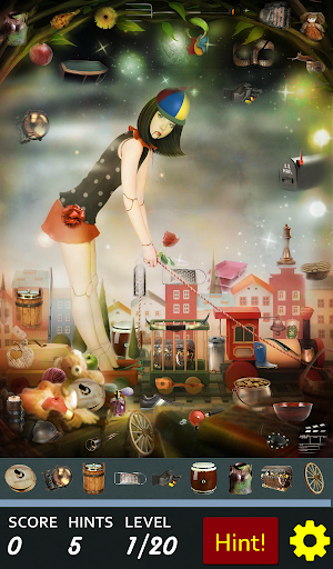 Hidden Object - Marionettes