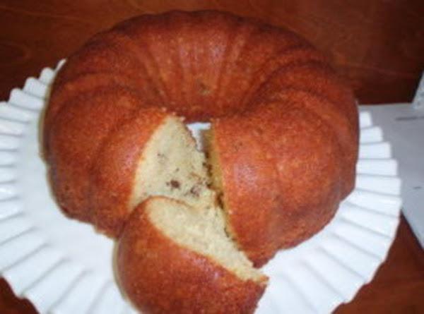 Amaretto Cake Recipe