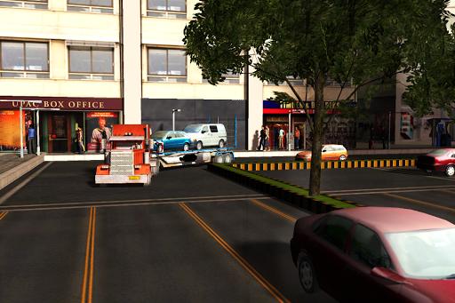 玩免費模擬APP|下載車輸送トレーラートラックの3D app不用錢|硬是要APP