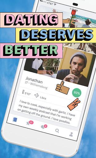 OkCupid Dating 9.1.0 screenshots 1