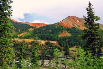 Photo: Red Mountain