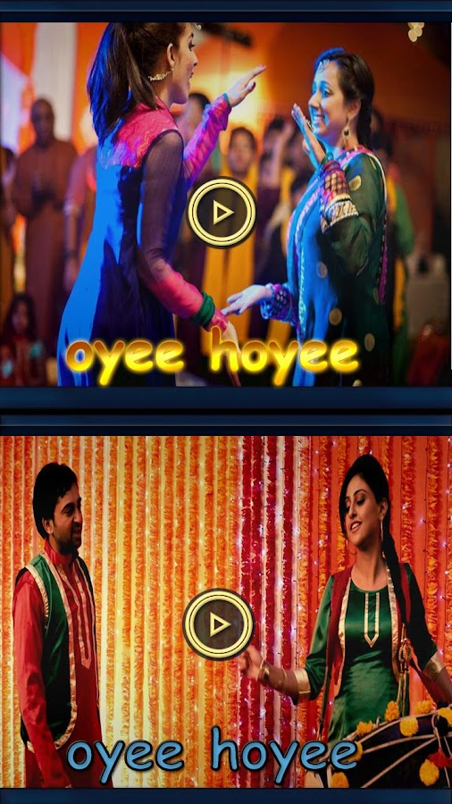 Oyee Hoyee Songs Collections- screenshot