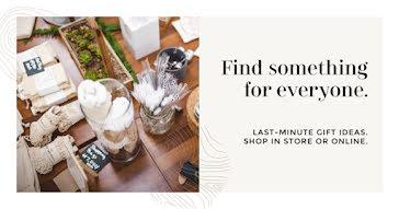 Last Minute Gift Ideas - Facebook Ad Template