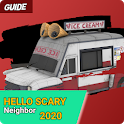 Hello Scary Icescream Neighbor Alpha Guide icon