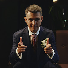 Wedding photographer Vladimir Luzin (Satir). Photo of 23.01.2019