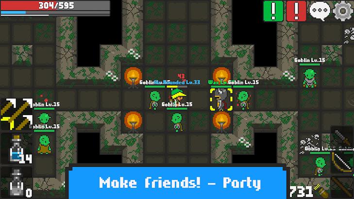 Rucoy Online - MMORPG - MMO screenshot