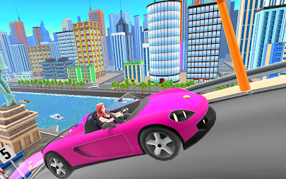 Uphill Rush 2 USA Racing APK screenshot thumbnail 9