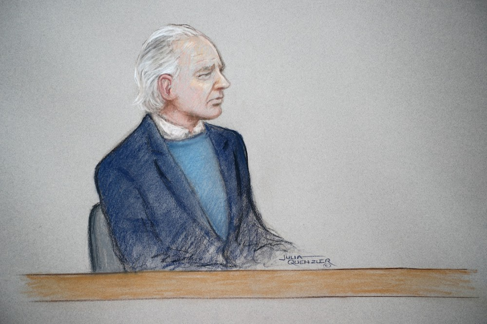 Julian Assange seems frail and confused in UK court appearance