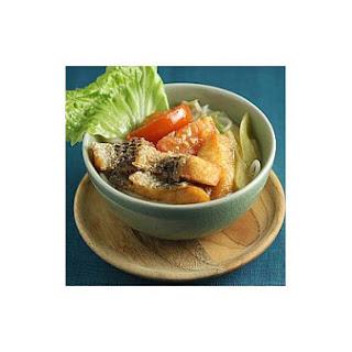 Fish Head Noodles.