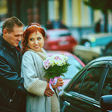 Wedding photographer Valeriy Minyaev (fisher). Photo of 15.04.2017