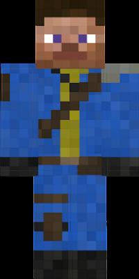 Vault Armored Nova Skin