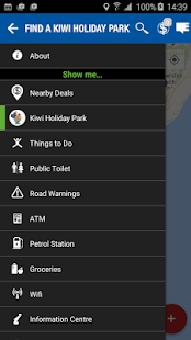 Kiwi Holiday Parks- screenshot thumbnail