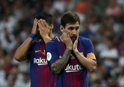 Lionel Messi pourrait-il quitter Barcelone ? Un club anglais l'attendrait