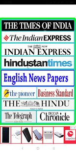 English News Papers All in One Daily Papers
