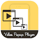 Multiple Video Popup Player -Floating Video Player