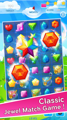 Diamond Fantasy: Free Jewel Match 3 Game 1.0 screenshots 1