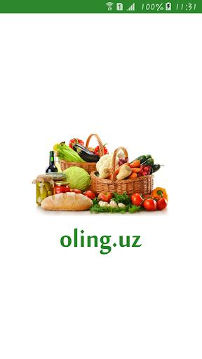 Oling.uz --- internet magazine for Android apk 1