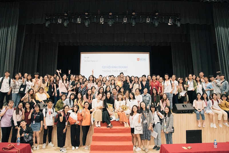 Bệ phóng Việt Nam Digital 4.0
