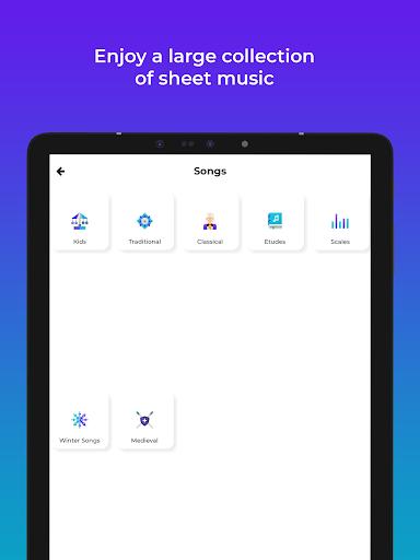 tonestro for Recorder - practice rhythm & pitch screenshots 24