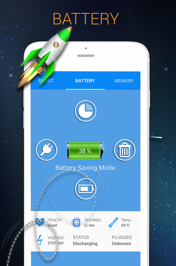 Power Booster Pro- screenshot