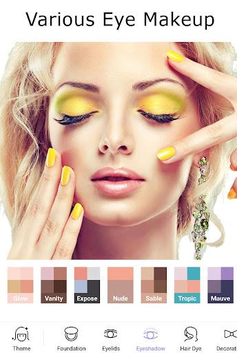 Makeup Camera Plus- Beauty Photo Editor Screenshots 11