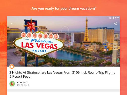 TravelPirates Top Travel Deals 3.2.6 screenshots 9