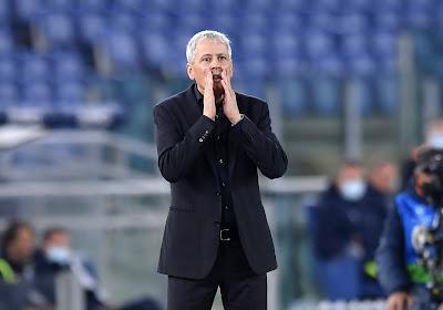 """Lucien Favre: """"Club Brugge was heel gevaarlijk in de heenwedstrijd"""""""