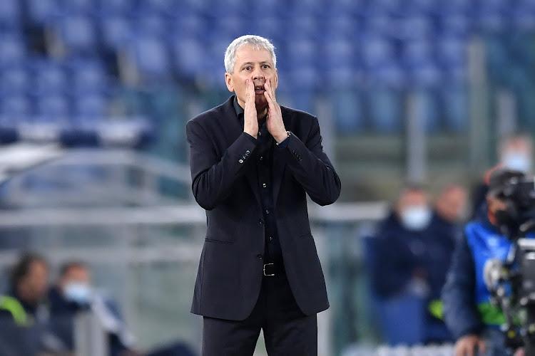 Lucien Favre se méfie du Club de Bruges