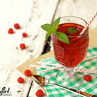 Raspberry Iced Tea.