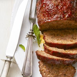 Gochujang Glazed Meatloaf