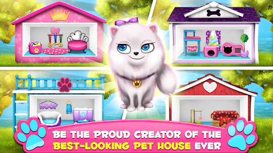 pet house decoration games screenshot thumbnail - Decoration Games