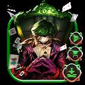 Psycho Joker Cool Theme icon