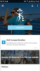 KLM Curaçao Marathon screenshot 0