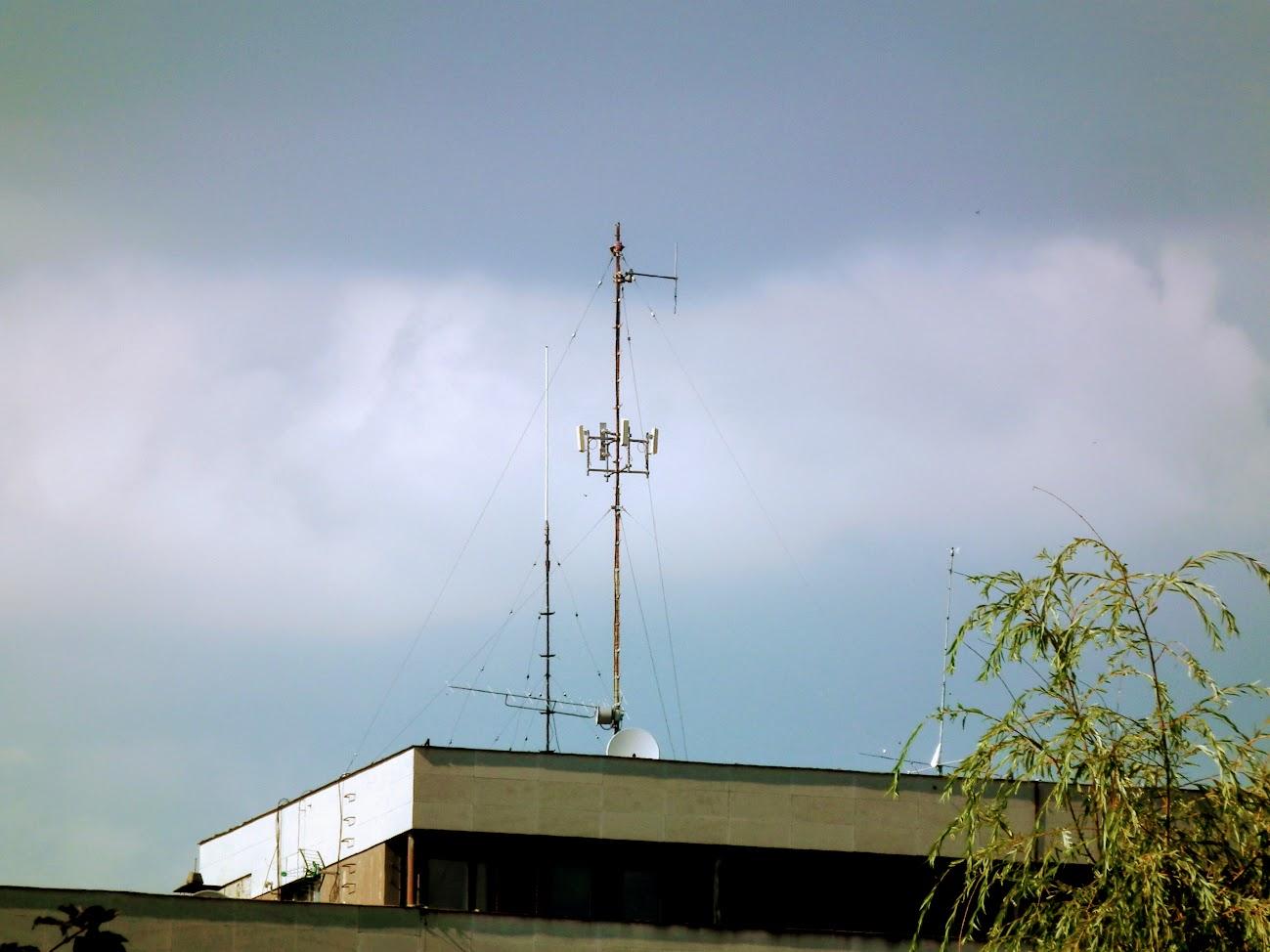 Nagyatád/kórház - helyi URH-FM adóállomás